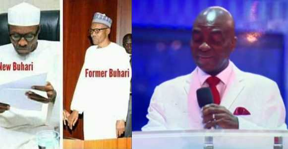 Bishop Oyedepo Reacts To Reports That President Buhari Was Cloned In The United Kingdom (Video)