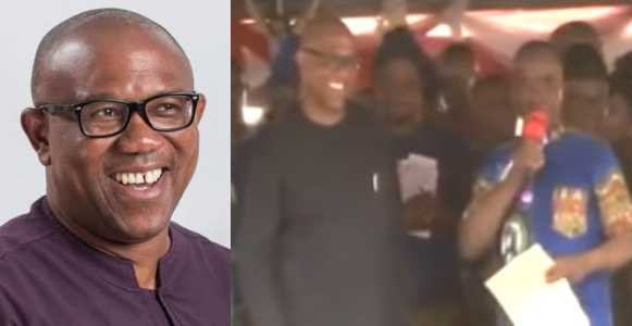 Peter Obi Reacts To Rev. Father Mbaka Public Humiliation For Refusing To Donate Money To His Ministry