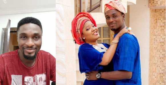 """Toyin, Please Let Me Go"" – Adeniyi Johnson Accuses Ex Toyin Abraham Of Refusing To Grant Him Divorce"