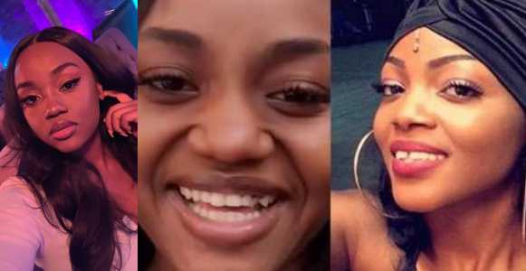 Davido's Girlfriend, Chioma Replies A Troll Who Mocked Her For Having Bad Teeth