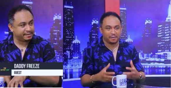 'I Was Still Paying Tithes While I Was Preaching Against It' – Daddy Freeze (Video)