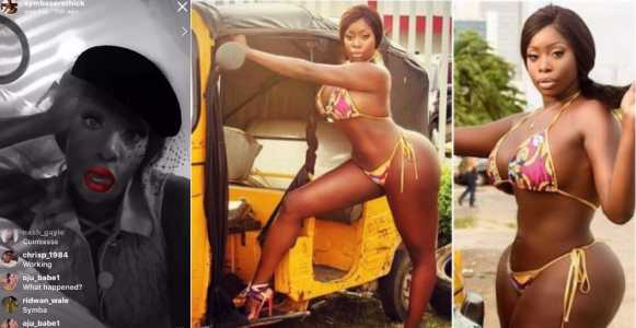 'How Our Underwear Were Stolen At A Lagos Hotel' – American Model, Symba (Video)
