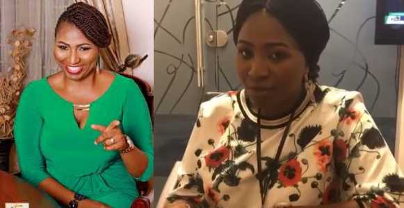 TVC Host Clears The Air On Her Controversial Statement That She Can't Let Her Husband Bathe Their Daughter (video)