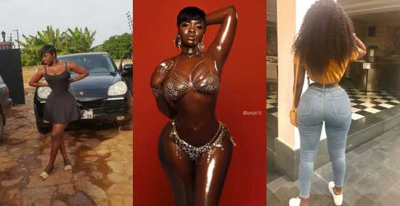 I Used Every Penny To Look Expensive With An Empty Bank Account – Actress Princess Shyngle