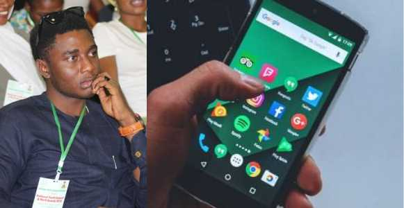 Man Shares Testimony Of How His Phone Became Better After Saving His Pastor's Number