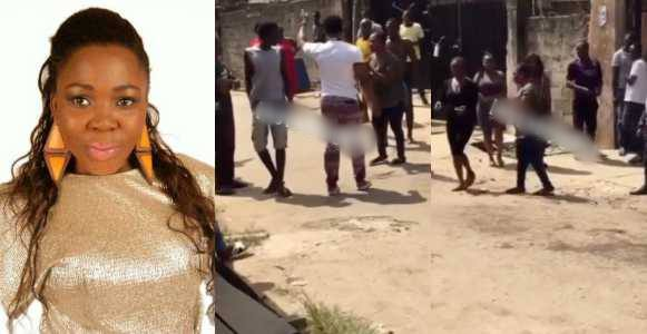 Actress Yetunde Akilapa Arrested Again In Lagos (Video)