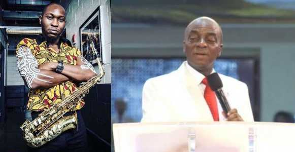 """""""You Can Be 'dangerously Rich' Doesn't Mean You Can Buy Enough Knowledge"""" – Seun Kuti Responds To Bishop David Oyedepo"""