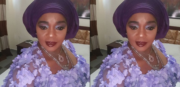 Who Are You To Complain About My Makeup When My Husband Doesn't – Rita Edochie Fires Back At Fans Criticising Her Look