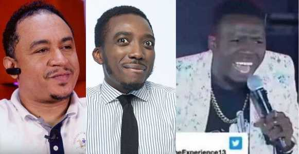 Bovi Apologizes To Daddy Freeze Over His Comments In Defending Akpororo