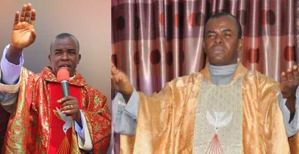 Reverend Father Mbaka Escapes Attempt On His Life