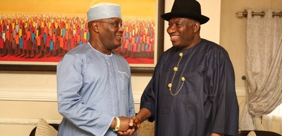 If You Want Food Three Times Daily, Vote Atiku -Goodluck Jonathan Appeal To Nigerians