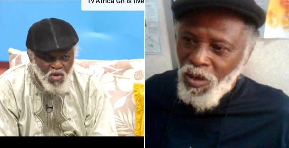 """""""I Lived With A Ghost For 3 Months""""- Actor Emmanuel France Narrates A True Story (Video)"""
