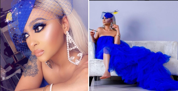 Rosy Meurer Subtly Shades Tonto Dikeh In New Post; Releases Photos To Debunk Pregnancy/Childbirth News