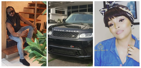 Check Out The Sleek Range Rover Timaya Gifts Baby Mama For Christmas
