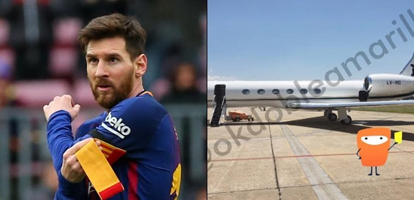Lionel Messi Acquires A New Private Jet Reportedly Worth $15 Million