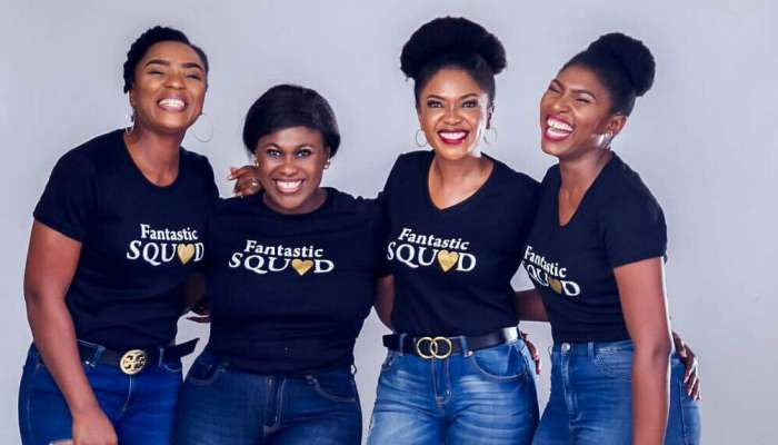 Uche Jombo And Omoni Oboli Snub Each Other At Dubai Tourism