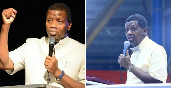 I Am Not God, Stop Using My Pictures On Souvenirs – Pastor Adeboye