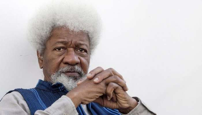 Wole Soyinka Talks About How He Confronted A Nigerian In Poland Using His Identity And What Buhari Should Do About His Cloning Issue