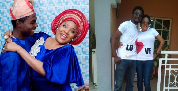 Toyin Aimakhu Replies Ex-husband, Adeniyi Johnson