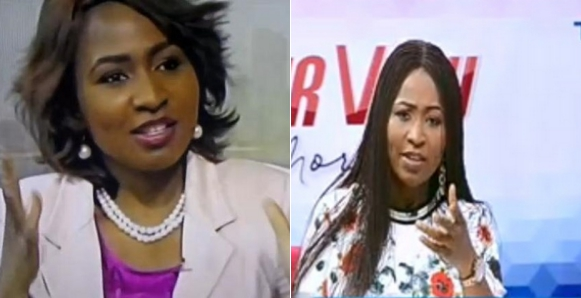 """""""I Trust My Husband But I Wouldn't Take Chances And Have Him Bathe My Daughter"""" TVC Presenter, Morayo Afolabi-Brown"""