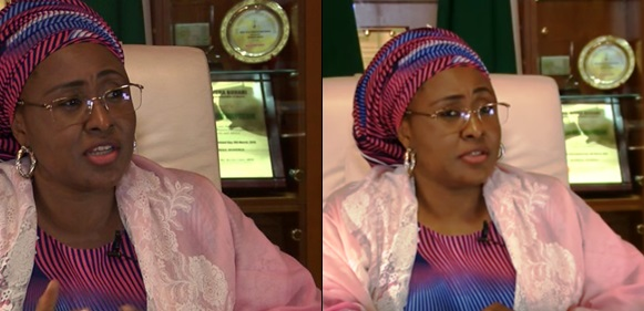 O Powerful People Are Frustrating My Husband – Aisha Buhari Cries Out