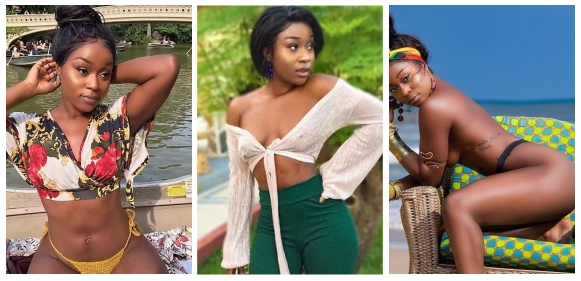 """I Once Rejected $10k For A Night Because I Am No Hoe"" – Actress Efia Edo"