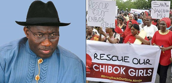 I Can't Take Responsibility For Chibok Girls' Abduction, I Don't Control Boko Haram – Goodluck Jonathan Insists