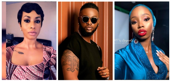 Teddy A Claps Back At Trolls For Mocking Bam Bam