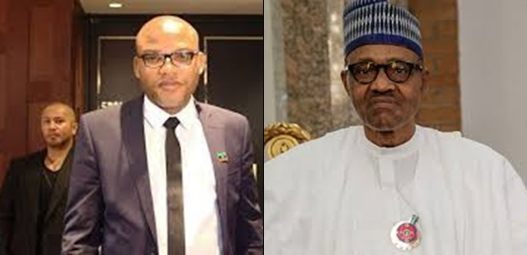 Jubril Of Sudan: Nnamdi Kanu Vows To Release More Proof Of 'fake' Buhari In Aso Rock Today