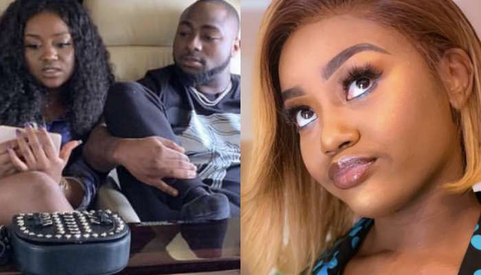 Davido Reveals Why Chioma Deleted Her Instagram Page