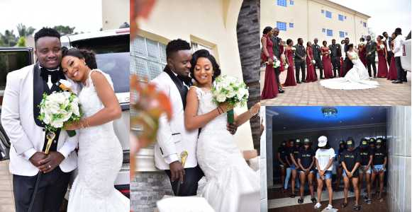 """A Relationship That Started At A Motor Park Has Been Sealed""- Nigerian Couple Wed 7 Years After They Met At A Motor Park"