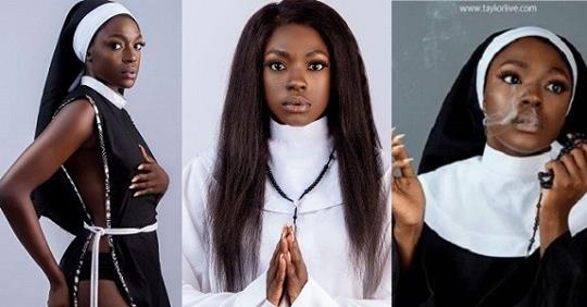 I Received Death Threats Over Racy Nun Pictures I Took – Beverly Osu Reveals