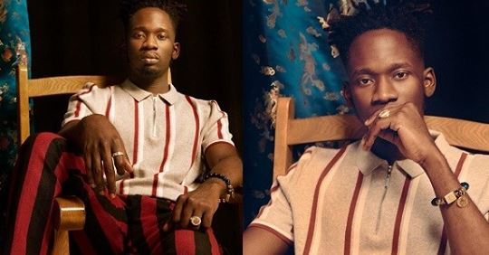 I Don't Own A Car, I Use Uber But I Do Not Care – Mr Eazi