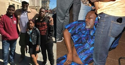 """""""We Have No Light And We Buy Water To Drink, We Are In Hard Times"""" Dino Melaye's Son, Josh, Cries Out"""