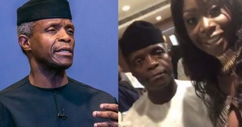 Fake News About Me Having Fun With Strippers Nearly Caused Me My Marriage – Osinbajo Reveals
