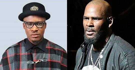 Americans Blast Jaywon For Calling R.Kelly A King