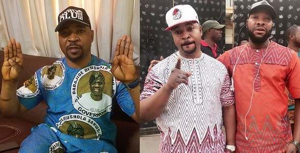 """Oluomo, You Can Never Give Up, You Will Not Die' – Friend, Koko Zaria Reacts To The Stabbing Of Oluomo At APC Rally"