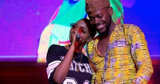 Adekunle Gold And Simi Are Truly Married, It Is Not A Video Shoot- Manager Discloses, Says White Wedding Date Yet To Be Fixed