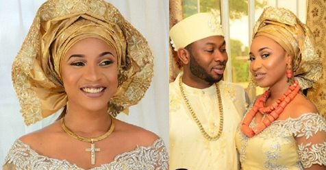 """Thanks For The Evil Wishes"" – Tonto Dike Writes In Reply To A Follower Who Prayed That She Would Get Back With Churchhill"