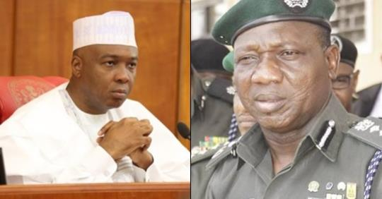 'The World Should Hold The IGP Responsible If Anything Happens To Members Of My Family And Myself' – Bukola Saraki
