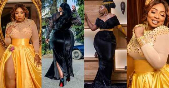 'People Pay Millions To Have My Body Now' – Actress, Anita Joseph