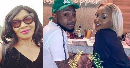 "Chioma Allegedly Calls Davido An ""IDIOT"" For Lying To Fans Over Their Breakup"