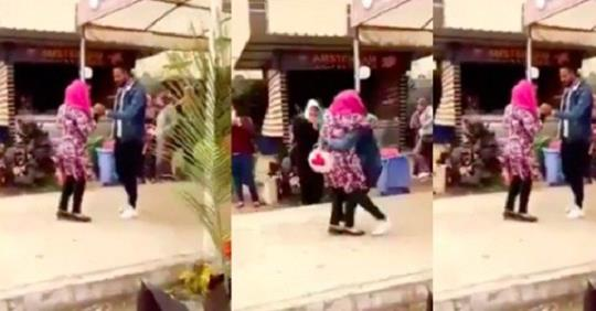 "Egypt's Al-Azhar University Expels Female Student For Giving Her Boyfriend A ""hug"" After He Proposed To Her"