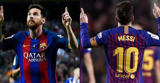 Messi Becomes First Player To Score 400 Laliga Goals