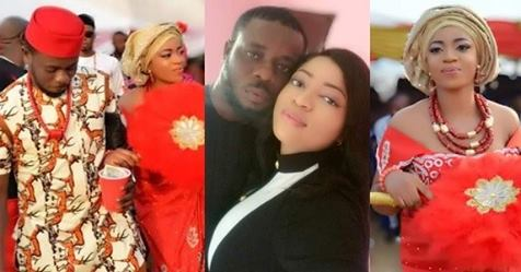 Nigerian Lady Advises Women As She Just Married The Man She Met In November 2018.