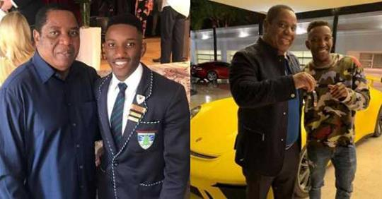 Man Rewards His 18-year-old Son With A Porsche For Passing Matric Exam (Photos/Video)