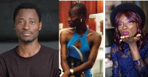 Bisi Alimi Joins The #10yearschallenge And His Photos Have Got People Talking