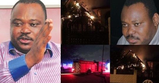 Billionaire Businessman, Jimoh Ibrahim's Mother Killed In A Fire Incident In Lagos