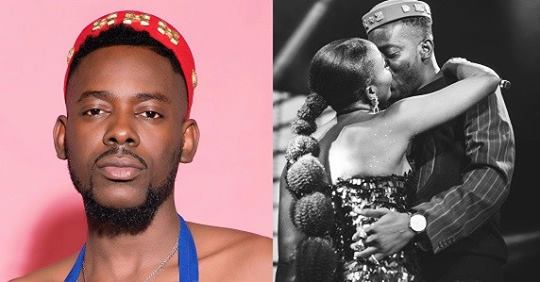 """""""For Your Thirst"""" – Adekunle Gold Shares First Photo After Private Wedding With Simi"""