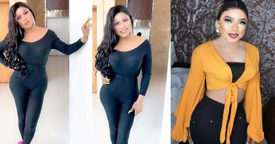 Bobrisky Flaunts Real Boobs? Reveals He Doesn't Use Breast Pads